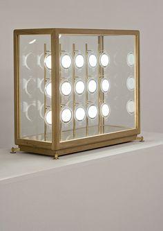 Teka, oled lamp by Alessandro Squatrito at Coroflot.com