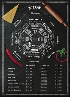 Restaurante La Martina Pizza Gourmet en Zona Rosa de cocina Italiana - Restorando Bogotá