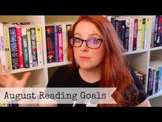 August reading goals