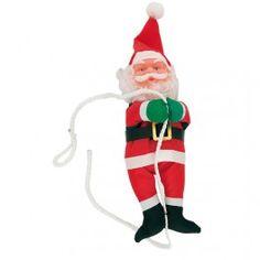 SANTA CLAUS KLIMBER    Regalos de empresa esta navidad  http://www.regalosgadgets.es/es/6052-santa-claus-klimber.html