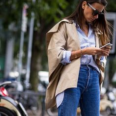 "Daniel Bruno Grandl su Instagram: ""Natasha.• by #danielbrunograndl www.theurbanspotter.com @ngoldenberg #natashagoldenberg #milan #streetstyle #streetfashion #fashion #style #mode seen by #theurbanspotter"""