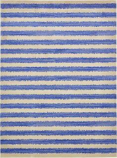 Blue Dimensions Area Rug