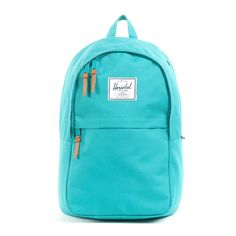 Herschel Supply Spring 2013 Standard Teal | Influenced by endless days in the sun, The Herschel Supply Co. brings a variety of new silhouettes for Spring 13. View the complete collection here: http://herschelsupply.com/news/spring-13-product/