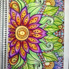 #livrosdecolorir #artecomoterapia #colorindolivrostop  #boracolorirtop #jardimsecretoinspire