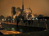 パリ - ノートルダム