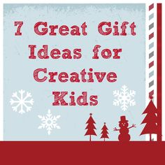 Fun gift ideas that encourage imagination, play & creativity (these are the toys kids will enjoy for years!)