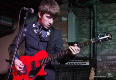 The Strypes live at McGrory's of Culdaff in Donegal with support from David Keenan and The Docs. Photos by Mickey Rooney.