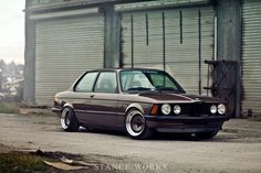 Stanced BMW Join our board for the best #Slammed & #Stance #JDM rides on the interwebs.