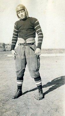 Football, 1920s