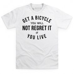 A more traditional design version of the classic cycling quote from the legendary American author, Mark Twain. This is not an official product, and is not in any way endorsed.