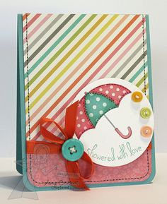 Showered With Love : Scrapping Mommy by mommy2darlings, via Flickr