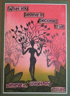 De Stempelwinkel - Designteam      : Believe