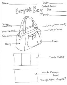 Mary Poppins Carpet Bag Tutorial Carpet Vidalondon