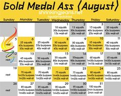 more than the squat challenge! eek! I might even be able to fit this in with my stupid schedule