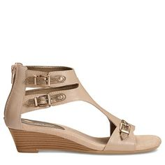 Aerosoles Women'S Yet Another Medium/Wide Wedge Sandal -