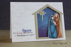 Awesome creation by Nichol Magouirk using Brand New Simon Says Stamp Exclusives from the 2014 Stamptember release.