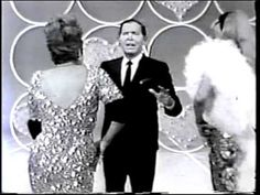"""Milton Berle and Jayne Mansfield are joined by Martha Raye at the 4:24 mark for """"I Enjoy Being a Girl."""""""
