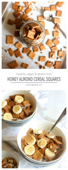 Healthy homemade breakfast cereal that is free from dairy, eggs, gluten, soy, nightshades, and refined share! Kids (and adults!) rejoice!