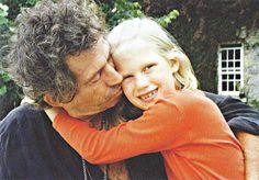 Keith Richards & his daughter Alexandra