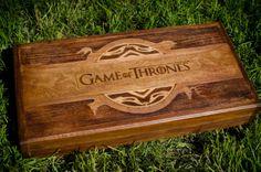 Handmade Game of Thrones Risk