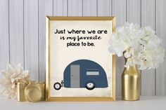 Just where we are is my favorite place to be (2AOWD26a) Two sizes included 16x20 & 8x10 included, office, home, Dorm Poster Size Printable by OrangeWillowDesigns on Etsy