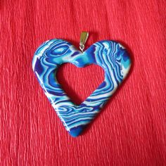 polymer clay jewelry polymer clay fashion style boho gift for her by FloralFantasyDreams on Etsy
