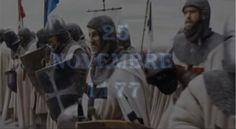 A Montgisard en Palestine, au nord-ouest de la ville sainte, quelques centaines d'hommes, écrasèrent la plus formidable concentration de sarrasins.