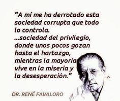 Doctór Rene Favaloro...Muchas gracias - Taringa!