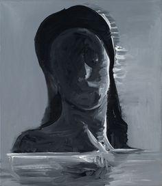 Wilhelm Sasnal Untitled, 2008 Oil on canvas 40 x 35 cm / 15 3/4 x 13 3/4 in