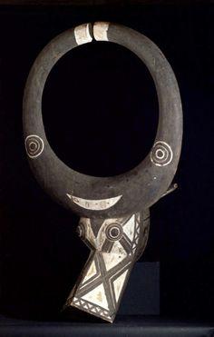 Currently at the #Catawiki auctions: Mask - Wood - Bobo - Burkina Faso