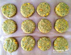 Quinoa-Frikadellen vegan und glutenfrei
