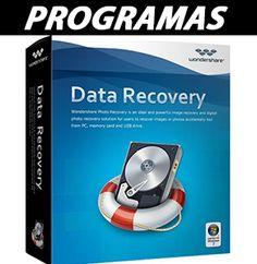 INFORMACION Descargar Wondershare Data Recovery 6.5.0.8, Haz tus copia de seguridad Descargar Wondershare Data Recovery 6.5.0.8, es mejor programa para hacer tus copias de seguridad de una forma muy facil para equipos y dispositivos es mas facil recuperar archivos 550+ desde el almacenamiento de...