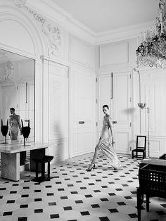 Saint Laurent Couture