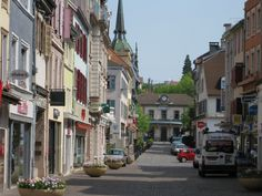 Montebeliard, France - spent several days here on a wonderful trip my junior year of high school.