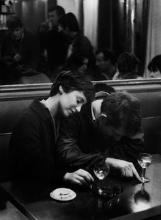 Paris, 1960 by Christer Strömholm