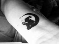 """""""This isn't from any particular novel, but instead inspired by my general love of reading, and the fact that it can take you anywhere."""" #lit_tattoos #reading #tattoos #literarture"""