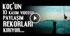 Koç Holding her 10 Kasım'da çok konuşulan Atatürk için hazırladığı çalışmalara bir yenisini daha ekledi. Şirketin daha önce gazetelere verdiği