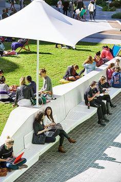 Alumni Green, University of Technology, Sydney, Australia. Click image for full profile and visit the slowottawa.ca boards >> http://www.pinterest.com/slowottawa