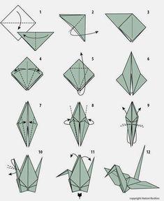 Resultado de imagen para arreglos con grullas de papel