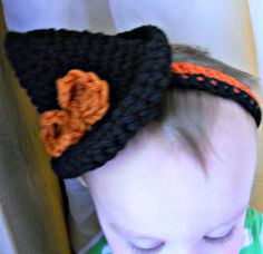 Little+Witch+Hat+Headband+for+Halloween+by+LittleMagpieCo+on+Etsy,+$15.00