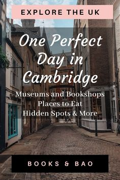 City Of Cambridge, Express Bus, Uk Trip, A Perfect Day, Modern Artists, Bao, Places To Eat, Authors, Cities