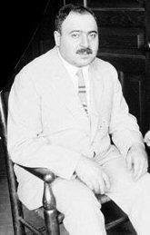Giacomo Colosimo (February 16, 1878 – May 11, 1920), better known as Big Jim Colosimo, was an Italian-American Mafia crime boss who built a criminal empire in Chicago based on prostitution, gambling, and racketeering. Immigrating from Italy in 1895, he gained power through petty crime and the heading of a chain of brothels. He would lead the Chicago Outfit from about 1902 until his death in 1920