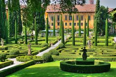 All sizes | Garden in Verona / Italy | Flickr - Photo Sharing!