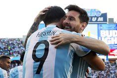 Argentina venceu a Venezuela com um gol de Messi | Winslow Townson/USA TODAY Sports