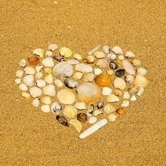 Do Amor Maior, pequenos agrados que os meus filhos me oferecem na praia #amor #love #filhos #coração #heart #shell #children #sand #gifts #simple gifts