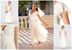 Nastává čas svateb. Formal Dresses, Wedding Dresses, One Shoulder Wedding Dress, Tops, Fashion, Dresses For Formal, Bride Dresses, Moda, Bridal Gowns