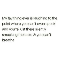 it makes me smile when i think on every time me and my friend were laughing at the class.ohh love my lifeee Real Quotes, Fact Quotes, Mood Quotes, Life Quotes, Funny Relatable Memes, Funny Tweets, Funny Quotes, Qoutes, Twitter Quotes