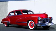 1947 CADILLAC FLEETWOOD 60 SPECIAL Lot 60.2 | Barrett-Jackson Auction Company