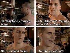 It's a good reason to take my shirt off. | M Shadows | Avenged Sevenfold | #a7x #avengedsevenfold