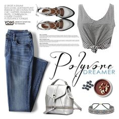 """""""Polydreamer"""" by purpleagony on Polyvore featuring Lands' End"""